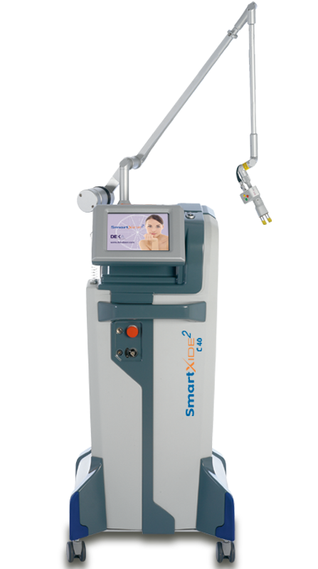 SmartXide² DOT/RF - CO₂ laser & Radiofrequency for Skyn