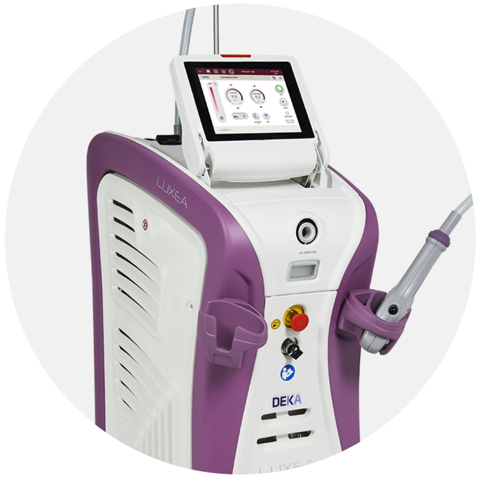 Medical Lasers - Surgical and Therapeutic Products List - DEKA